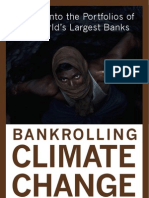 93 Climate Killer Banks Around the World