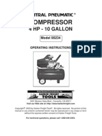 Central Phumatic - Compressor 90234