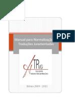 Manual TradutoresJuramentados MG 29 05 11 63e9438b5c3