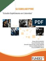 Dinamica de La Empresa Familiar Pyme