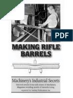 Making Rifle Barrels