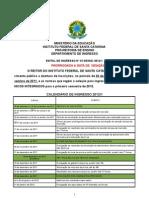 Edital01 2012 1 Integrado Prorrog Isencao
