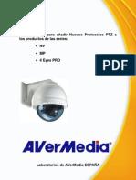 Agregar Protocolos PTZ Avermedia