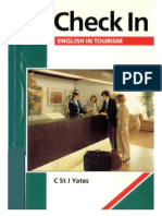 Check-In (English in Tourism)