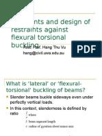 Design of Flexural Members 2