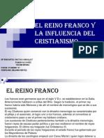 EL Reino Franco y La cia Del Cristianismo