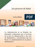 Pre Análisis proyecto de Salud