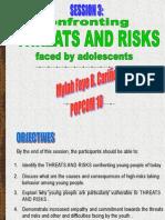M3 S3 a Confronting RISKS