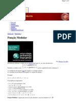 Www.infoescola.com a Funcao-modular