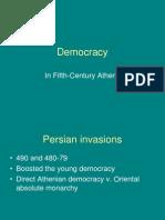 Week 3 Democracy