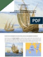 El Impacto de Los Instrumentos de Navegacion