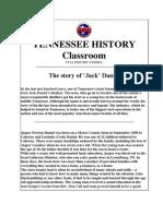 Tennessee History Classroom