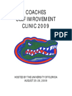 38315863 Florida Coaches Clinic 2009
