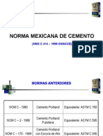 NMX C 414