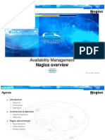 Availability Management Nagios Overview v2