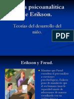Teoria Psicoanalitica de Ericksson