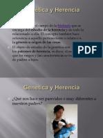 Genética y Herencia mendeliana