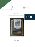 Digitalización Libro en España