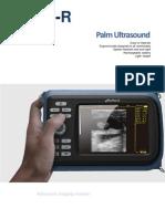 Sono-R palm ultrasound scanner