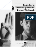 !Eagle Scout Leadership Service Project Workbook - PDF