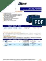 2200kva Generador Diesel x2200k (Espanol)