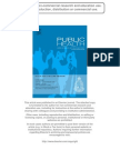 Dr. Stephen Genuis, Health Impact Paper