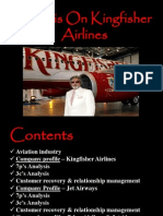 18995201 Kingfisher Airlines Analysis