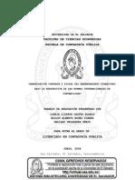 """""""ARMONIZACIÓN CONTABLE Y FISCAL DEL ARRENDAMIENTO FINANCIERO"""