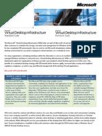 Datasheet VDI Suite WS08R2SP1