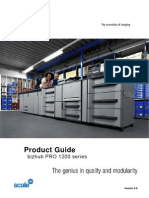 Bizhub PRO 1200 Series Product Guide 4.8