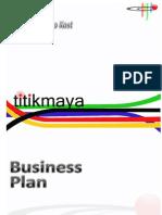 Contoh Business Plan Inov
