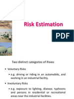 4 Risk Estimation