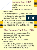3 Customs Act