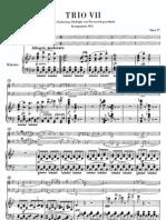 Beethoven - Piano Trio, Op.97 'Archduke'(Full Score)