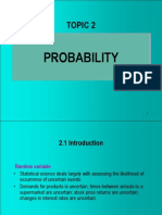 Topic2 Probability