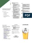 Alcohol Brochure
