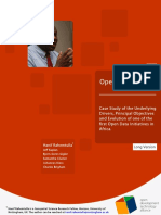 Open Data Kenya (Long Version)
