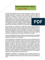 Projet « Universal Access Now » à Madagascar - « Genre et VIH » (ONUSIDA, PNUD - 2011)