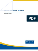 PgpDesktopWin 100 Users Guide En