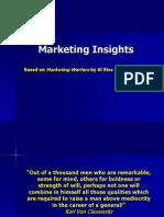 Warfare Marketing Strategies