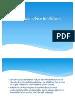 α-Glucosidase inhibitors