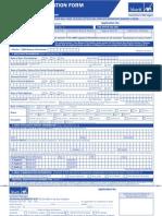Bharti AXA Tax Advantage Fund Application Form
