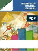 Indicadores de Estructura Economica - Jaime Requeijo