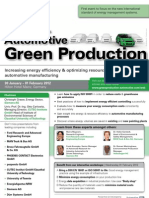 International Congress Automotive Green Production