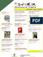 Agenda Eventos (Diciembre Enero Febrero)