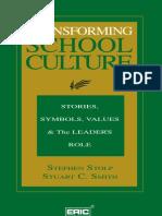 Transforming School Culture