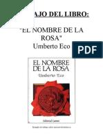 Ejemplo Trabajo de Libro (El Nombre de La Rosa)