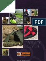 Snugpak 2010 Catalogue