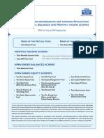 Tata Tax Saving Fund Application Form