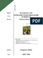 Infrastrutture_Idrauliche_II_modulo_-_Esercitazioni_svolte_by_Mattia_Campolese_-_2005-2006_-_matsoftware.it